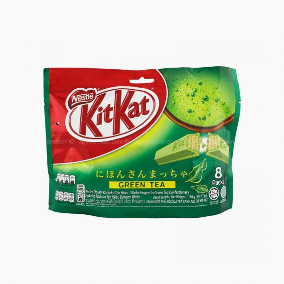 Kit Kat Green Tea 8 packs