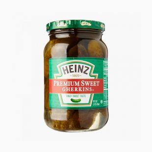 Premium Sweet Gherkins Heinz