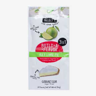Key Lime Pie Project 7 Chewing Gum