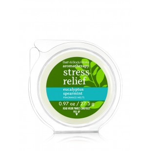 Bath & body works Stress Relief Fragrance Wax Melts