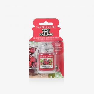Red Raspberry Ultimate Car Jar