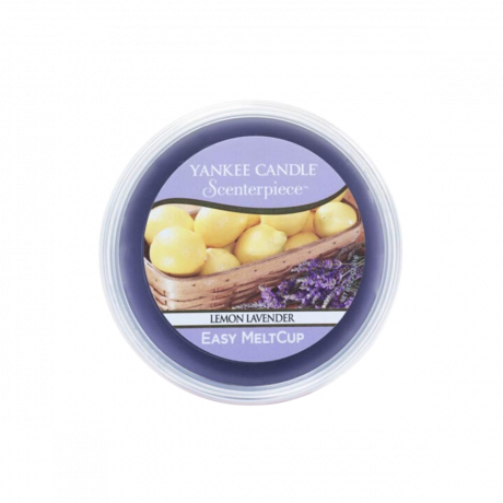 Yankee Candle Lemon Lavender Easy Melt Cup