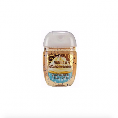 Bath & Body Works Vanilla Buttercream  Pocketbac