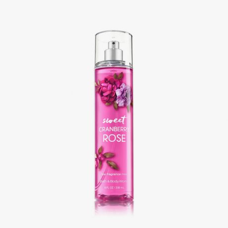 Sweet Cranberry Rose Mist