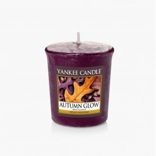 Collection Fall In Love Yankee Candle Autumn Glow Delight Votive