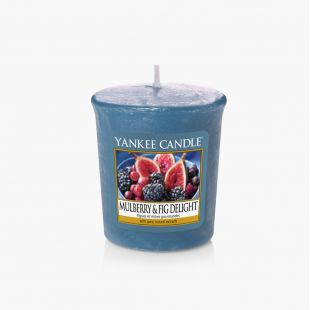 Collection Fall In Love Yankee Candle Mulberry & Fig Delight Votive