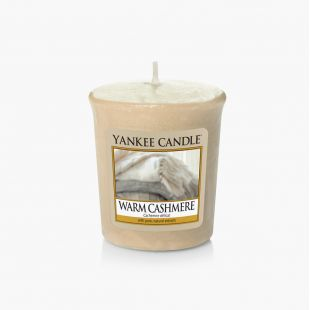 Collection Fall In Love Yankee Candle Warm Cashmere Votive