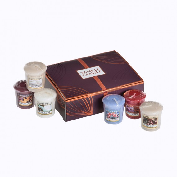 Coffret Votives Fall in Love