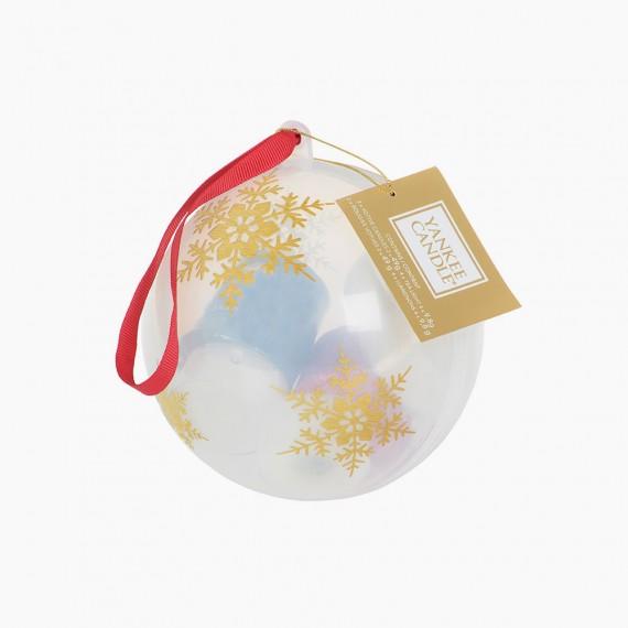 Coffret boules de Noël