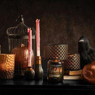 Abat-jour ajouré Halloween