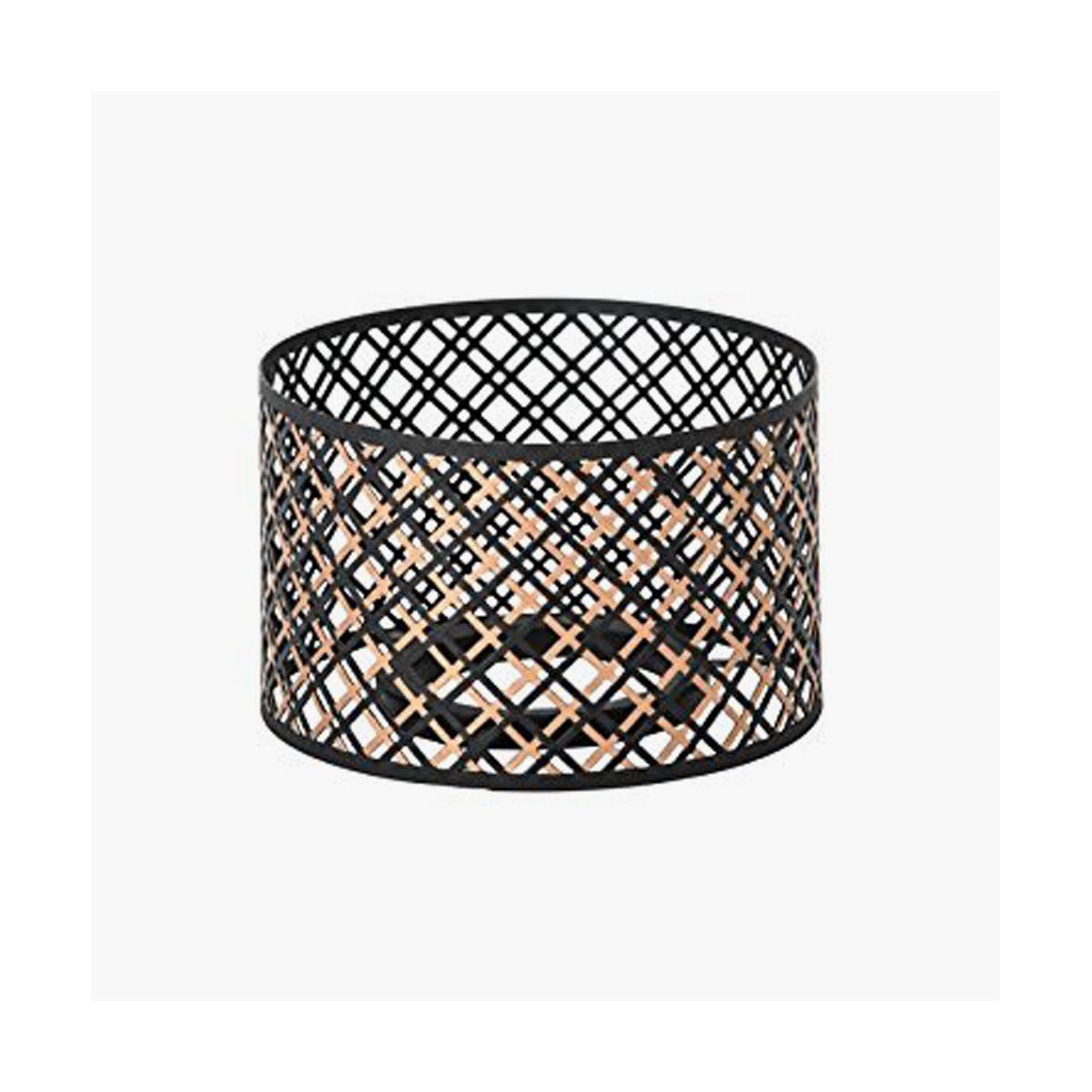 abat jour metal ajoure. Black Bedroom Furniture Sets. Home Design Ideas