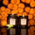 Golden Orange Blossom bougie jarre édition limitée Gold Collection