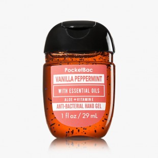 Bath & Body Works Vanilla Peppermint Pocketbac