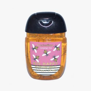 Bee Happy Pocketbac