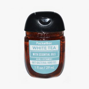 White Tea Pocketbac