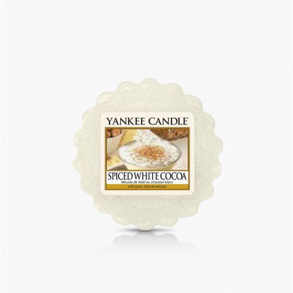 Spiced white cocoa Tartelette