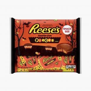 Reese's Stuffed With Pieces Halloween Snack Size