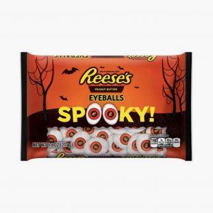 Reese's Peanut Butter Spooky Eyeballs