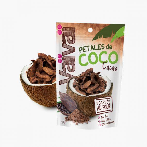 Pétales de Coco Choco Vaivai Cacao