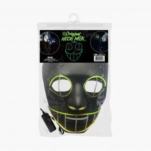 Masques Néon Halloween