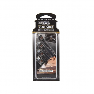 Yankee Candle Black Coconut Vent Stick Neutraliseur