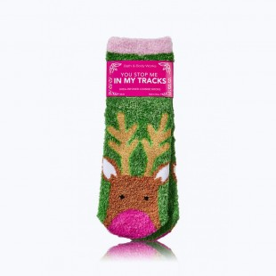 Reindeer Chaussettes Hydratante Bath & Body Works