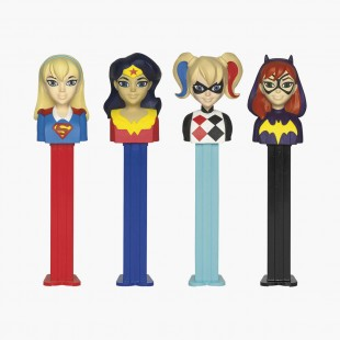 Pez Super Hero Girls