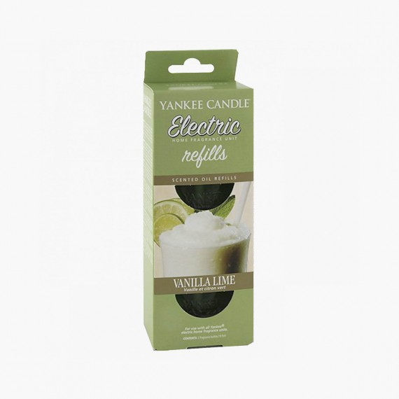 Vanilla Lime Yankee Candle Scent Plug Refill