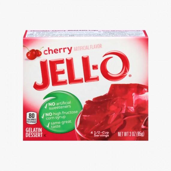 Jell-O Cherry