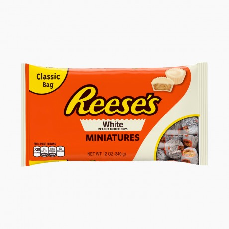 Reese's White Peanut Butter Cup Miniatures