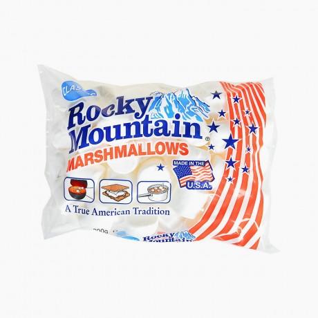 Rocky Mountain Marshmallows Nature
