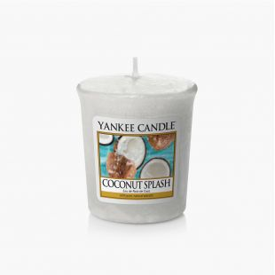 Coconut splash Votive