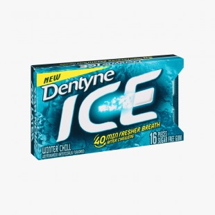 Dentyne Ice Winter Chill