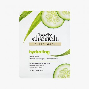 Masque Tissu Hydratant Body Drench