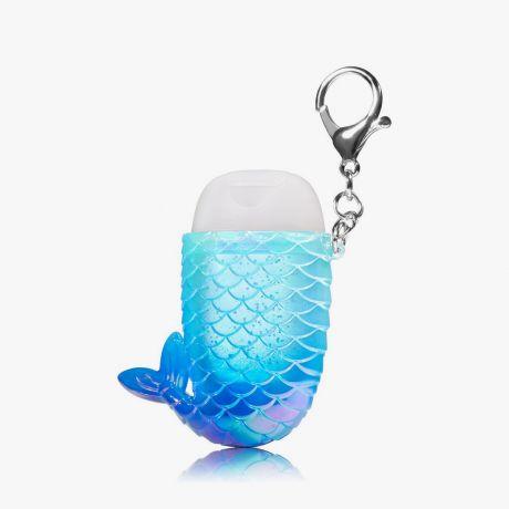 Blue Mermaid Pocketbac Holder Lumineux