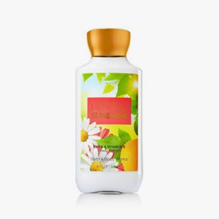 Love & Sunshine Body Lotion