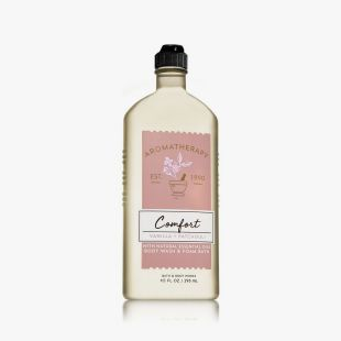 Vanilla & Patchouli Stress Relief Bain et Body Wash