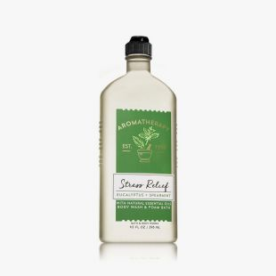 Eucalyptus & Spearmint Stress Relief Bain et Body Wash