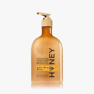 Golden Honey Blossom Nourishing Hand Soap