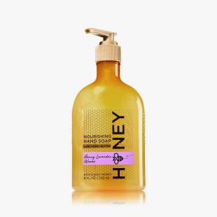 Honey Lavender Woods Nourishing Hand Soap