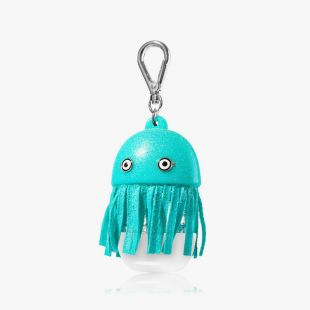 Blue Jelly Fish Pocketbac Holder