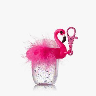 Flamingo Band Pocketbac Holder