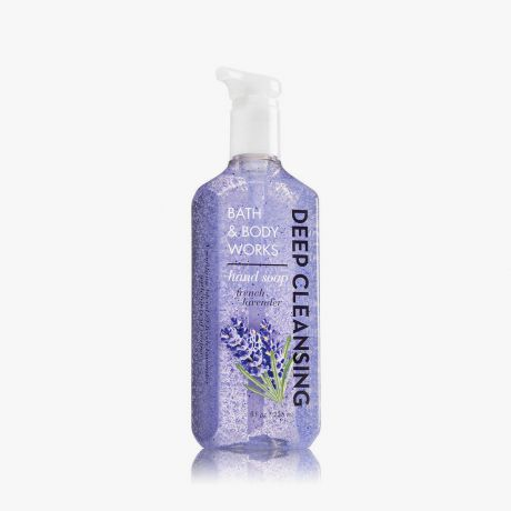French Lavender Hand Soap Exfoliant