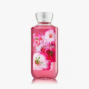 Cherry Blossom Gel Douche