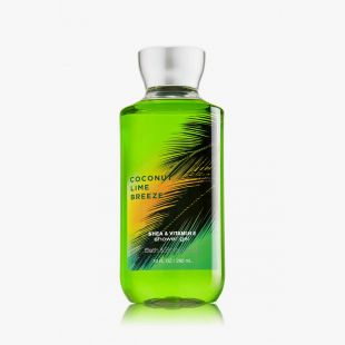 Coconut Lime Breeze Gel douche