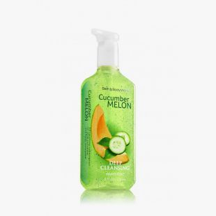 Cucumber Melon Hand Soap Exfoliant