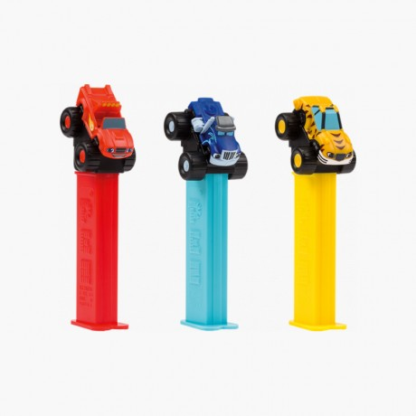 Pez Blaze And The Monster Machines