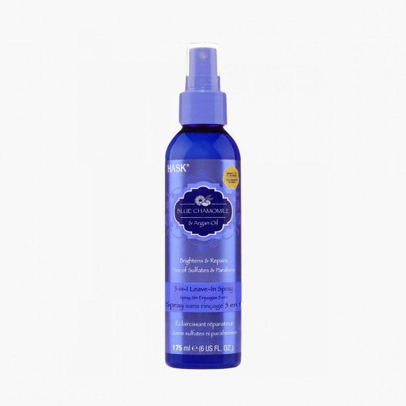 Hask Blue Camomile & Argan Oil Spray 5-en-1