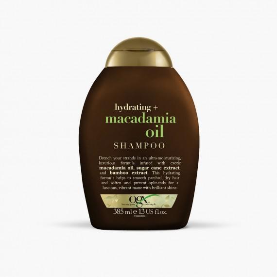 Shampoing Macadamia oil