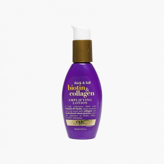 ogx Biotin & Collagen lotion